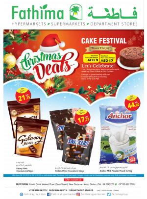 Christmas Deals - Bur Dubai