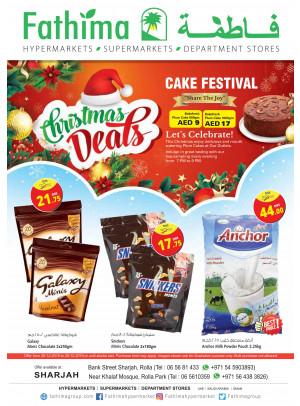 Christmas Deals - Sharjah