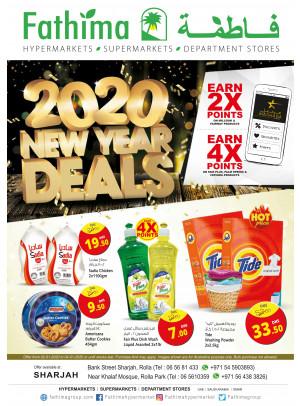 New Year Deals - Sharjah