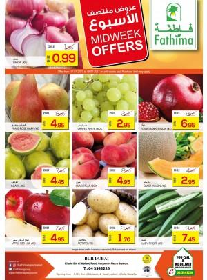 Midweek Offers, Bur Dubai Branch