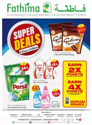 Super Deals - Abu Dhabi & Al Yahar