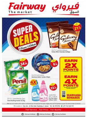 Super Deals - Fairway The Market, Ajman