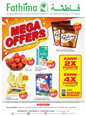 Mega Offers - Ras Al Khaimah