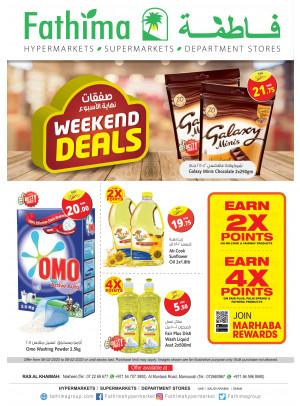 Weekend Deals - Ras Al Khaimah
