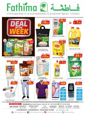 Deal of The Week - Abu Dhabi & Sharjah