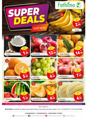 Super Deals - Bur Dubai