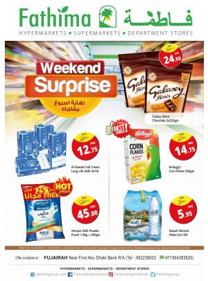 Weekend Surprise - Fujairah
