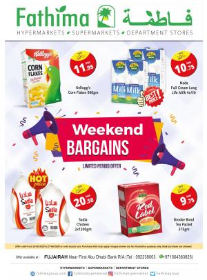 Weekend Bargains - Fujairah