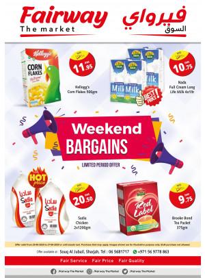 Weekend Bargains - Souq Al Jubail, Sharjah