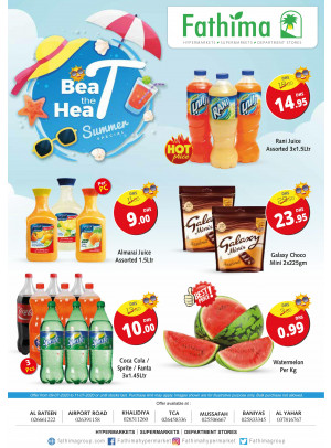 Beat The Heat - Abu Dhabi