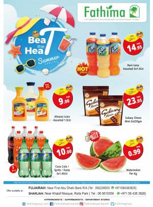 Beat The Heat - Sharjah & Fujairah