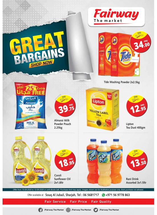 Great Bargains - Souq Al Jubail, Sharjah