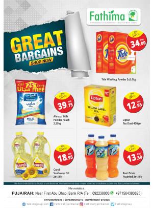 Great Bargains - Fujairah