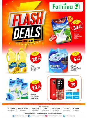 Flash Deals - Abu Dhabi & Al Yahar