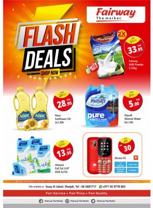Flash Deals - Souq Al Jubail, Sharjah