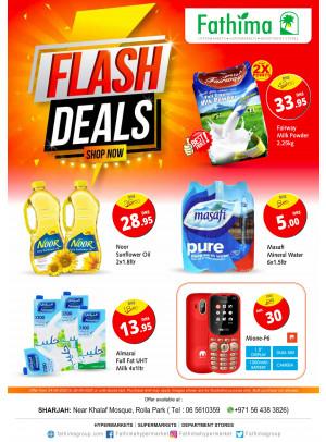 Flash Deals - Sharjah