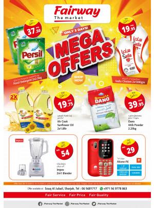 Mega Offers - Souq Al Jubail, Sharjah