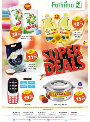 Super Deals - Abu Dhabi
