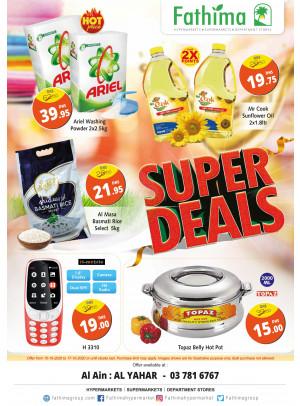 Super Deals - Al Yahar, Al Ain