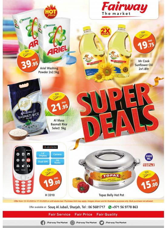 Super Deals - Souq Al Jubail, Sharjah