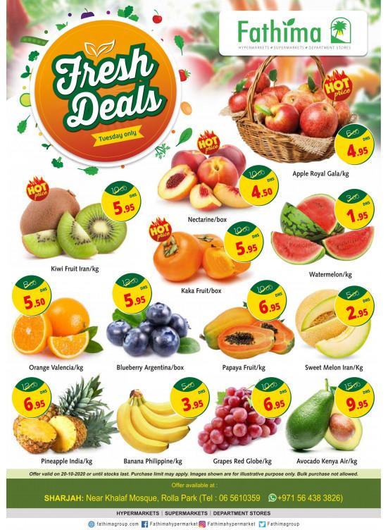 Fresh Deals - Sharjah