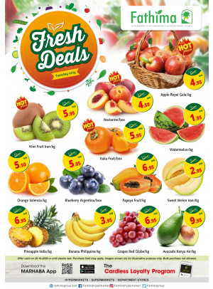 Fresh Deals - Ras Al Khaimah