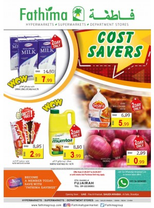 Cost Savers - Fujairah Branch
