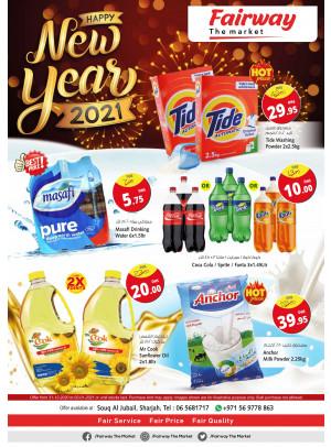 New Year Deals - Fairway The Market, Souq Al Jubail
