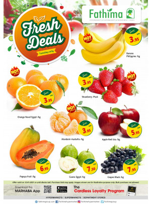 Fresh Deals - Ras Al Khaimah