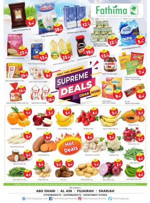 Supreme Deals