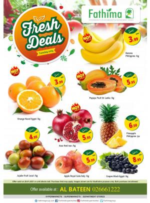 Fresh Deals - Al Bateen