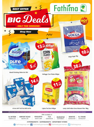 Big Deals - Abu Dhabi