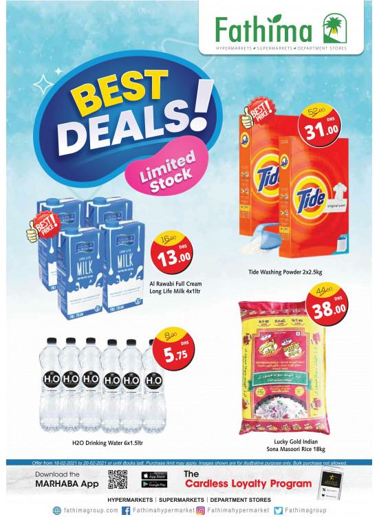 Best Deals - Fujairah