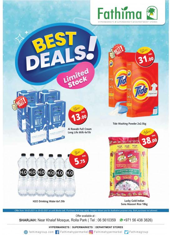 Best Deals - Sharjah