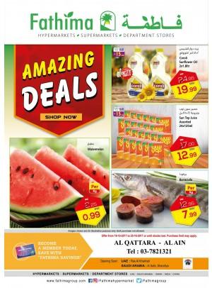 Amazing Deals - Al Ain- Al Qattara Branch