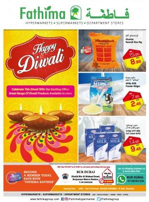 Happy Diwali Offers - Bur Dubai Branch