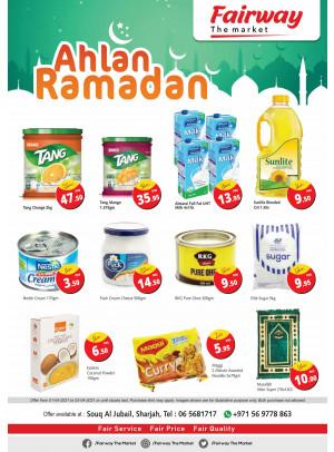 Ramadan 2021 Offers - Fairway The Market, Souq Al Jubail