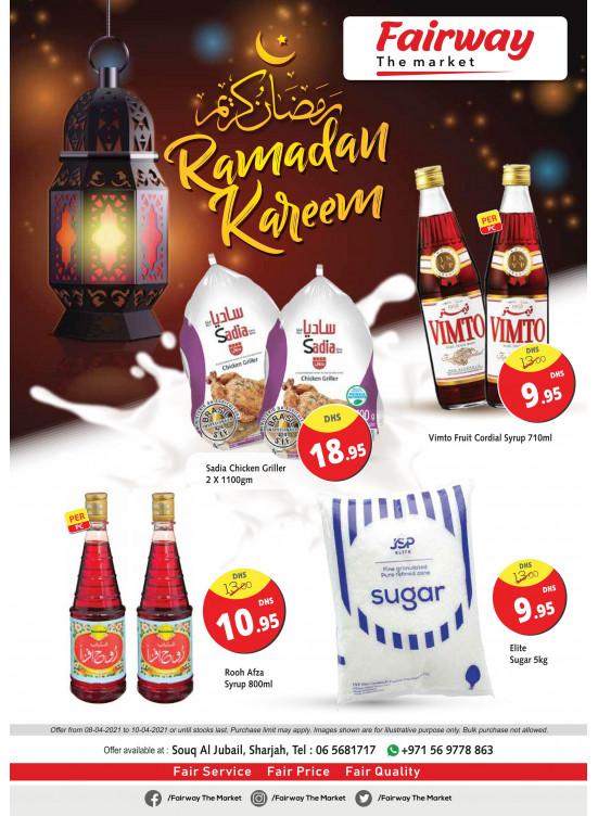 Special Ramadan Offers - Fairway The Market, Souq Al Jubail