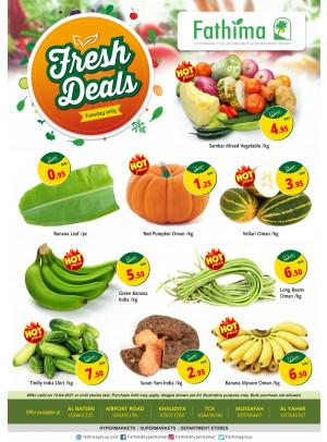 Fresh Deals - Abu Dhabi