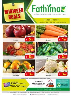 Amazing Midweek Deals - Bur Dubai Branch