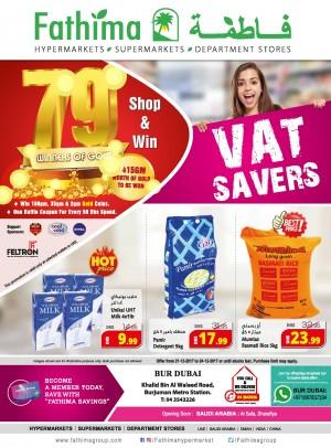 VAT Savers - Bur Dubai Branch