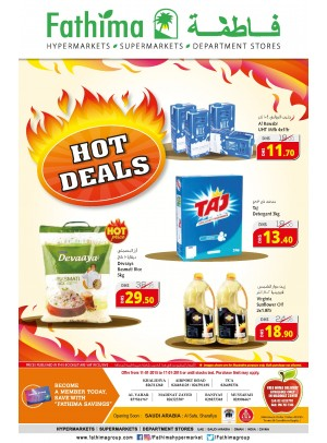 Hot Deals - Abu Dhabi and Al Ain- Al Yahar Branches