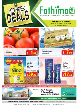 Amazing Midweek Offers - Ras Al Khaimah Branch-2