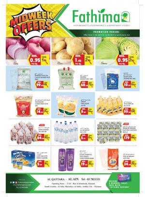 Midweek Offers - Al Qattara, Al Ain