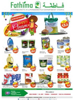 Happy Onam Offers
