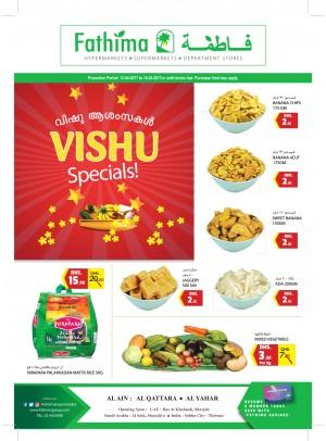 Vishu Special Offers - Al Ain