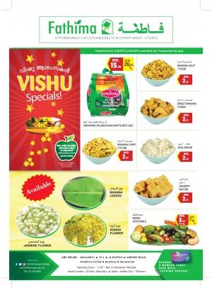 Vishu Special Offers - Abu Dhabi