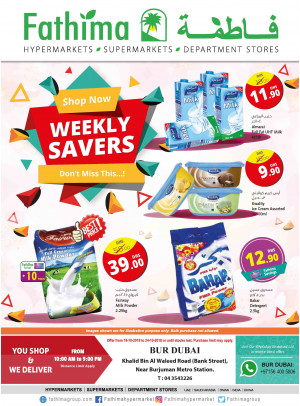 Weekly Savers - Bur Dubai