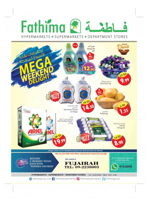 Mega Weekend Delight - Fujairah