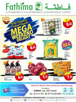 Mega Weekend Delight - Ajman